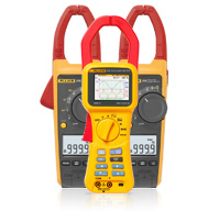 Fluke Clamp Meters on MyFlukeStore
