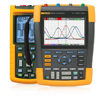 Fluke Oscilloscopes on MyFlukeStore