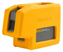 Fluke 3PR 3 Point Red Laser Level, Self-leveling