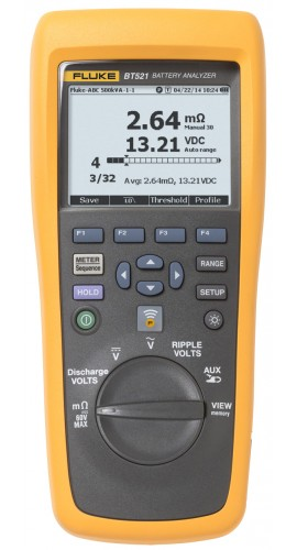 Fluke BT521 Advanced Battery Analyzer