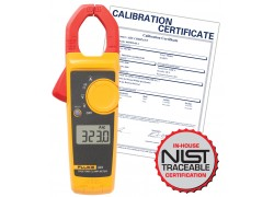 Fluke 323-NIST TRMS Clamp Meter with NIST Traceable Certificate