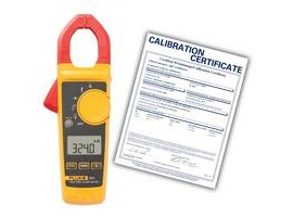 Fluke 324-NIST True RMS Clamp Meter with NIST Traceable Certificate