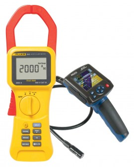 Fluke 353 Clamp Meter Kit - Includes BS-150 Borescope for FREE