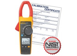 Fluke 374 FC True-rms AC/DC Clamp Meter with Calibration Certificate