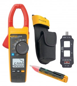 Fluke 375 FC Clamp Meter Kit - Includes FREE Products with Purchase