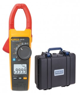 Fluke 376 FC Clamp Meter Kit - Includes R8888 Carrying Case for FREE