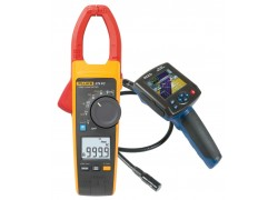 Fluke 376 FC Clamp Meter Kit - Includes R8100 Borescope for FREE