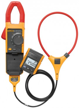 Fluke 381 Remote Display True-RMS 1000 A AC/DC Clamp Meter with iFlex