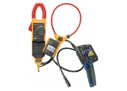 Fluke 381 Clamp Meter Kit - Includes R8100 Borescope for FREE