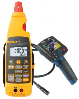 Fluke 772 Clamp Meter Kit - Includes BS-150 Borescope for FREE