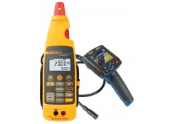 Fluke 772 Milliamp Process Clamp Meter Kit With R8100 Borescope