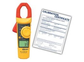 Fluke 902-NIST True RMS HVAC Clamp Meter with NIST Traceable Certificate