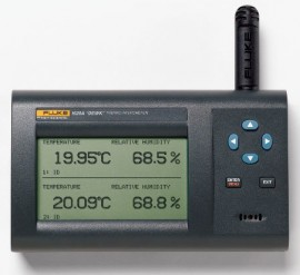 Fluke Calibration 1620A-H-156 DewK Digital Thermo-Hygrometer