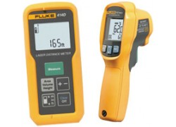 Fluke 414D/62 MAX+ Laser Distance Meter/Infrared Thermometer Combo Kit