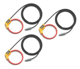 "Fluke I173X-FLEX3000/3PK iFlex Flexible Current Probe 3000A, 24"", 3 Pack"