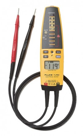 Fluke T+CAN Electrical Tester