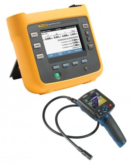Fluke 1730/US Energy Logger Kit - Includes R8100 Borescope for FREE
