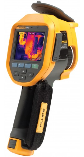 Fluke Ti450 60Hz Thermal Imaging Camera with MultiSharp™ Focus