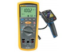 Fluke 1507 Insulation Tester Kit - Includes R8100 Borescope for FREE