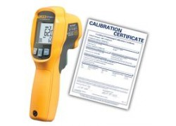 Fluke 62MAXPLUS-NIST Infrared Thermometer with NIST Traceable Certificate