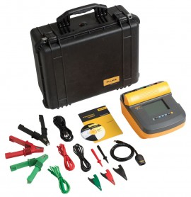 Fluke 1555 Kit Insulation Resistance Tester Kit
