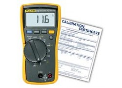 Fluke 116-NIST HVAC Multimeter with NIST Traceable Certificate