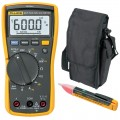 Fluke 117 Multimeter Kit - Includes FREE Products with Purchase