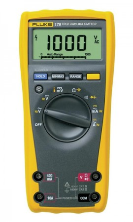 Fluke 179/EFSP True RMS Digital Multimeter