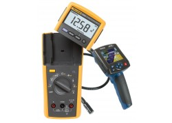 Fluke 233 Multimeter Kit - Includes R8100 Borescope for FREE