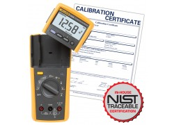 Fluke 233-NIST Remote Display Multimeter with NIST Traceable Certificate