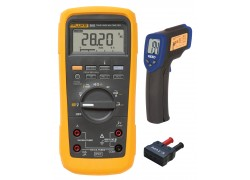 Fluke 28-II Multimeter Kit - Includes R2001 IR Thermometer & AD-1 Thermocouple Adapter for FREE