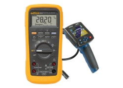 Fluke 28-II Industrial Multimeter Kit - Includes R8100 Borescope for FREE