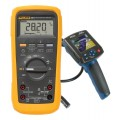 Fluke 28-II Industrial Multimeter Kit - Includes BS-150 Borescope for FREE