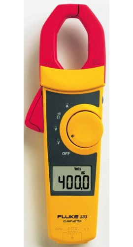 Fluke 333 Digital 400 Amp AC Clamp Meter