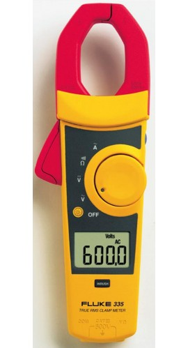 Fluke 335 TRMS 600 Amp AC Current Clamp Meter