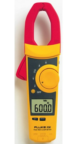 Fluke 336 TRMS 600 Amp AC/DC Current Clamp Meter