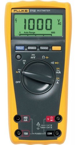 Fluke 77-IV Digital Multimeter