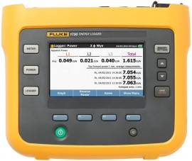 Fluke 1730/US Three-Phase Electrical Energy Logger