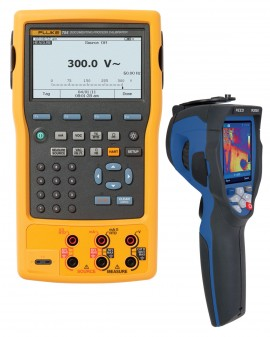 Fluke 754 Process Calibrator Kit - Includes R2050 Thermal Imager for FREE