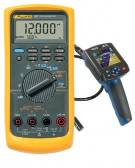 Fluke 787 Process Meter Kit - Includes R8100 Borescope for FREE