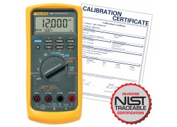 Fluke 787-NIST Process Meter with NIST Traceable Certificate