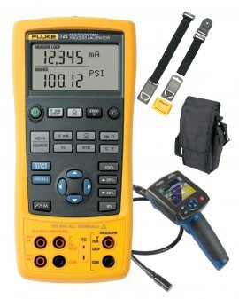 Fluke 725 Process Calibrator Kit - Includes FREE Products with Purchase