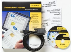 Fluke FVF-SC4 Extended FlukeView Forms with USB Cable