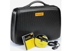 Fluke SCC190 Carrying Case, FlukeView Software & Optically Isolated USB Interface Cable