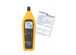 Fluke 971-NIST Temperature and Humidity Meter with NIST Traceable Certificate