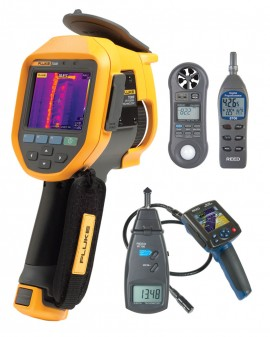 Fluke Ti300 Thermal Imager Kit - Includes FREE Products with Purchase