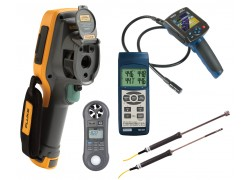 Fluke Ti125 Thermal Imager Kit - Includes FREE Products with Purchase