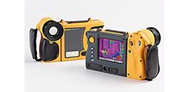 Fluke Ti55FT10/20/54 IR-Fusion FlexCam® Thermal Imagers 10.5 mm 20 mm 54 mm