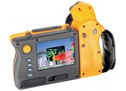 Fluke Ti55FT-10/20 IR-Fusion FlexCam Thermal Imager, 10.5/20mm