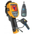 Fluke TIS50-9HZ Thermal Imager Kit - Includes BS-150 Borescope & R7100 Tachometer for FREE